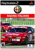 Alfa Romeo: Racing Italiano (PlayStation 2)